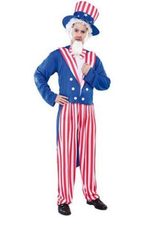 Bekende Figuren-Uncle Sam