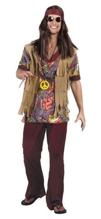 Jaren 60-Hippie