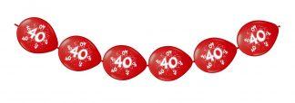 doorknoopballon 40