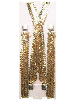 bretels goud