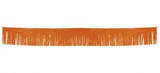 slinger franje oranje