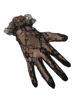 handschoenen kant zwart