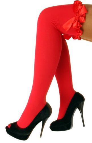 kousen-strik-rood