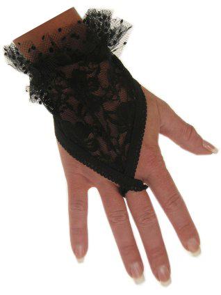 vingerhandschoen kant