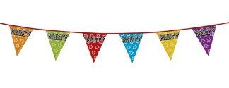 vlaggenlijn sterren party