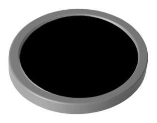water make-up zwart