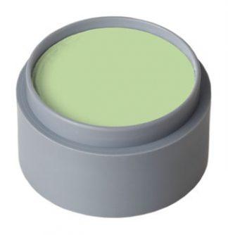 water make-up pastelgroen