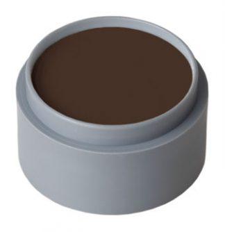 water make-up zwartbruin