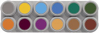 water make-up palet 12B