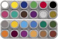 water make-up palet 24AB