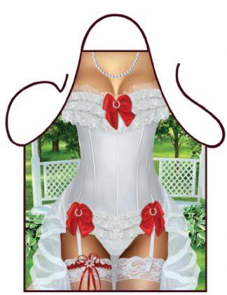 Schort bruid