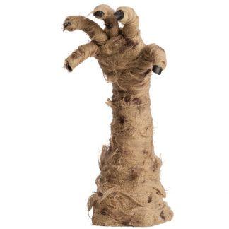 Bewegende mummiehand met geluid