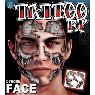 Tattoo cyborg