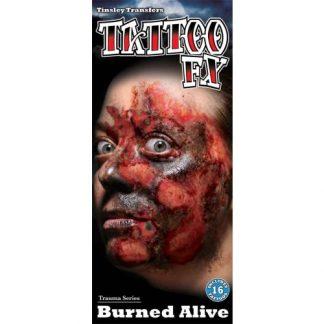 Tattoo Trauma Verbrand