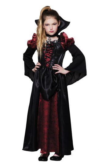 Vampieren jurkje