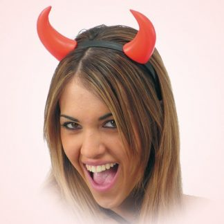 Diadeem devil ears duivelsoren