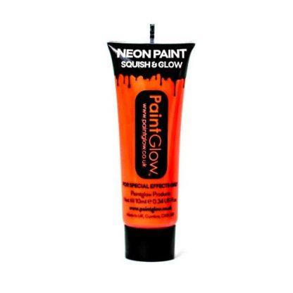 UV Face & Body schmink oranje