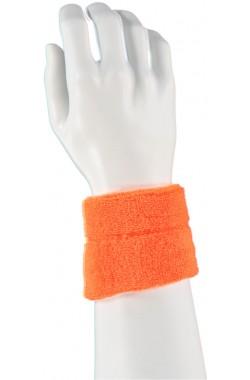 Polsbandje neon oranje