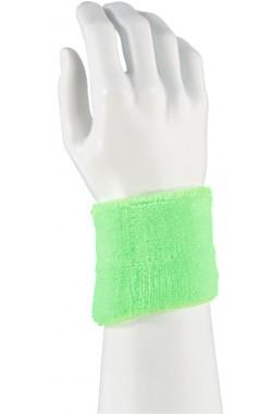 Polsbandje neon groen