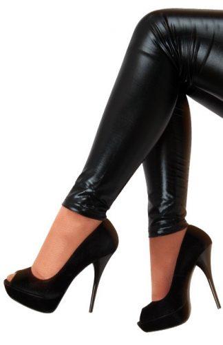 legging-metallic-zwart