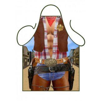 Schort-Cowboy