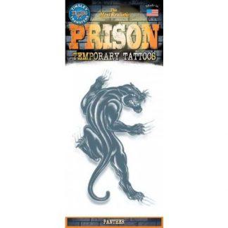 tattoo prison panther
