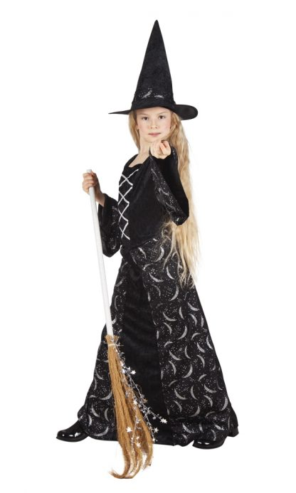 Heksenjurk Midnight Witch