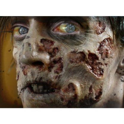 3D Wonden Zombie Rot