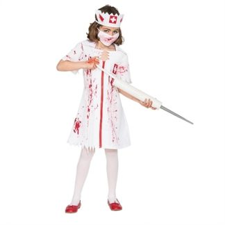 Zombie verpleegster