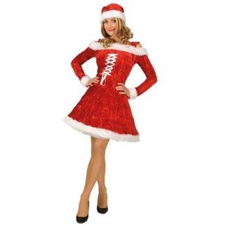 kerstvrouw-jurk