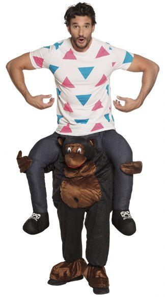 Carry Me Funny Gorilla