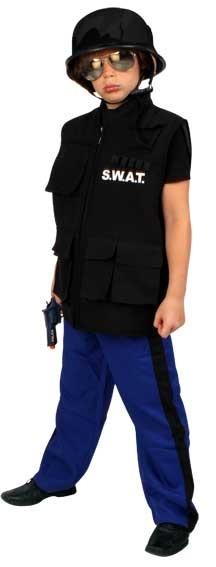 SWAT kindervest