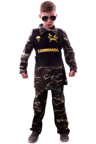 Commando camouflage pak