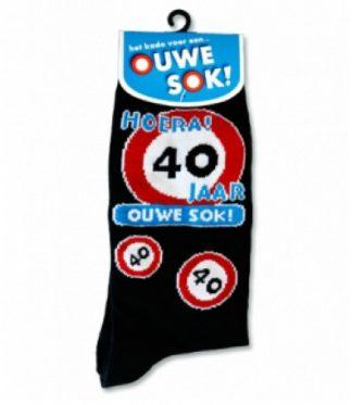 sokken 40 jaar