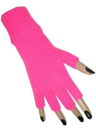Handschoenen Vingerloos Roze