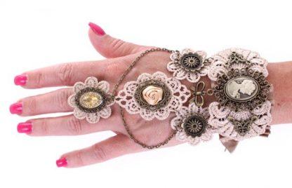 armband met ring