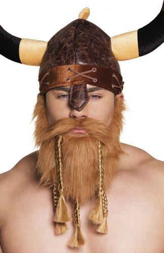 Viking Baard met Snor
