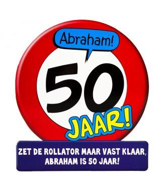 wenskaart 50