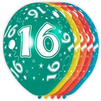 (Helium)Ballonnen 16