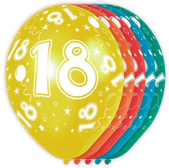 (Helium)Ballonnen 18
