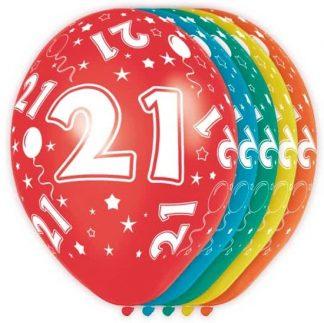 (Helium)Ballonnen 21