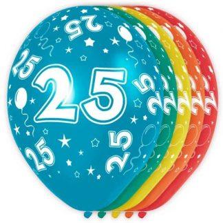(Helium)Ballonnen 25