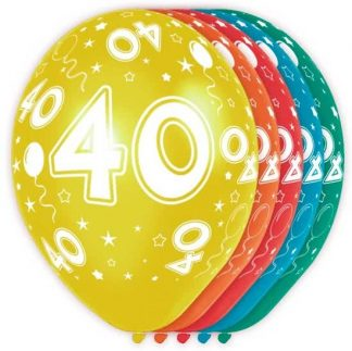 (Helium)Ballonnen 40