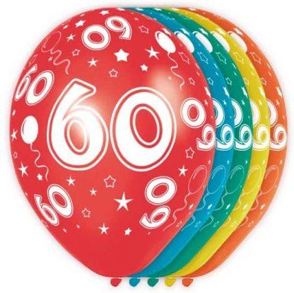 (Helium)Ballonnen 60