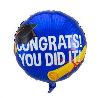 folieballon congrats