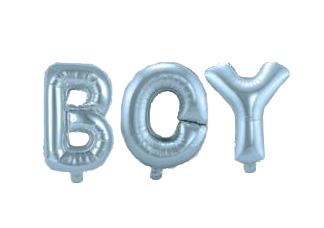 ballonnen boy
