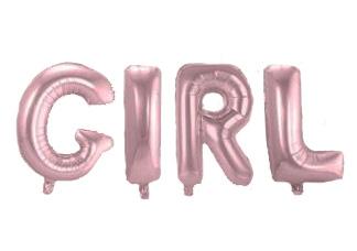 ballonnen girl