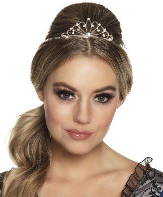 Tiara Royal Queen Zilver