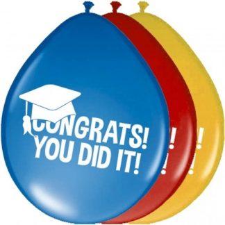 Ballonnen Congrats
