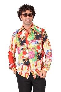 Retro shirt Psychedelic